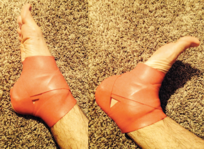 Ankle Mobility with VooDoo Bands