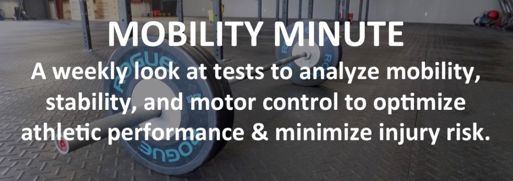 Mobility Minute Banner