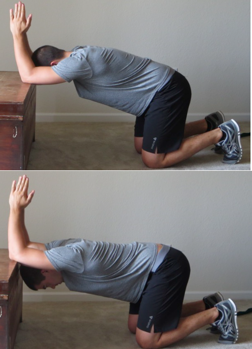 Top Five Thoracic Mobility Drills to Improve Your Overhead ...